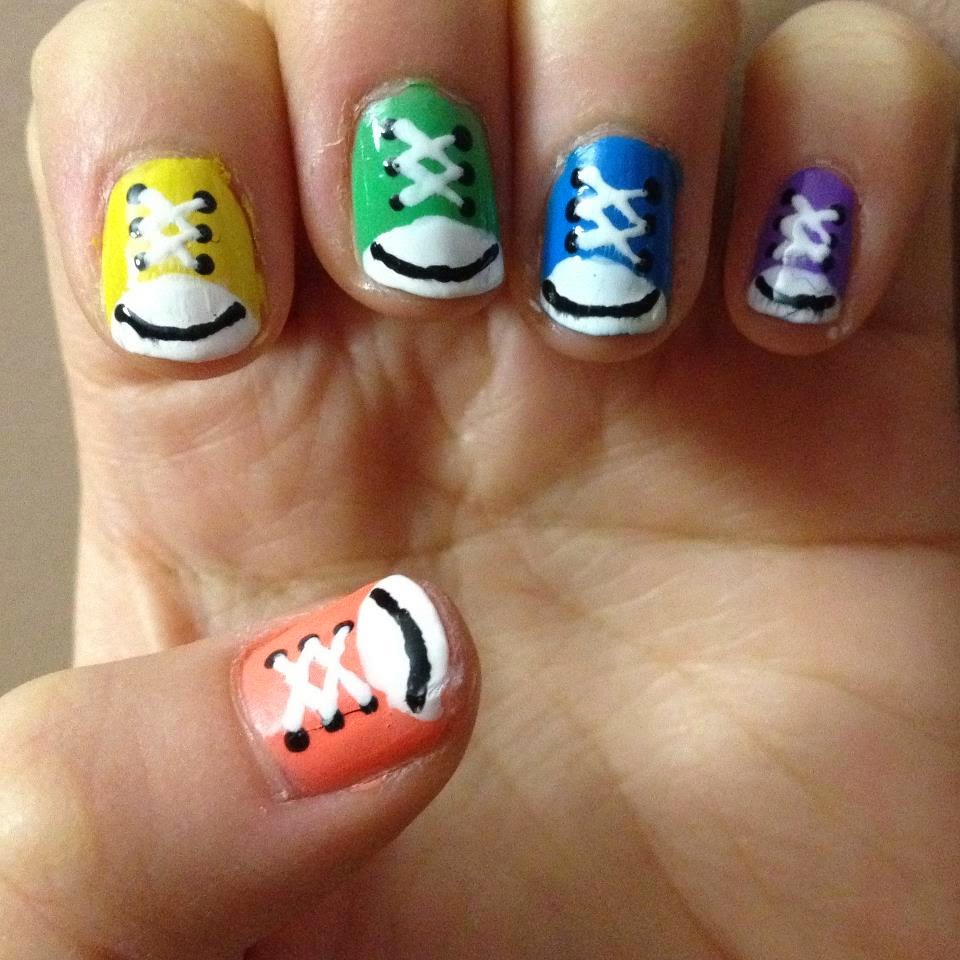 Adorable Nail Art: Nail Salon Designs: Nail Designs Simple & Easy Salon Spa