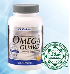 Khasiat dan Kebaikan Omega Guard Shaklee