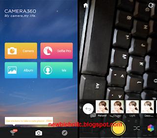 aplikasi camera 360 penghilang jerawat