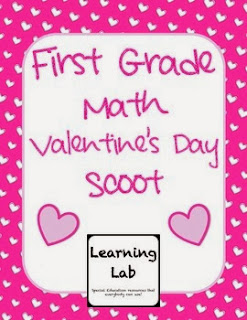 http://www.teacherspayteachers.com/Product/1st-Grade-Valentines-Day-Math-Scoot-1032856