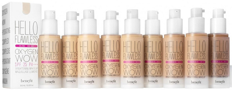 Hello Flawless Foundation by Benefit