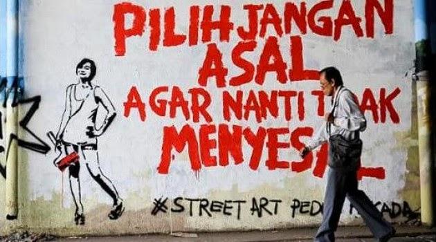 Detik-detik menjelang RUU Pilkada Langsung atau Tidak Langsung Indonesia bangkit