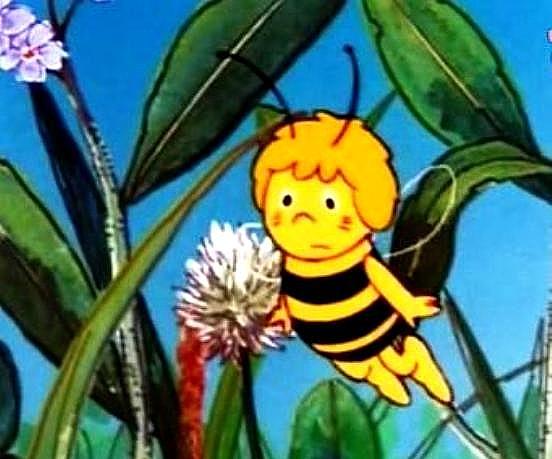 maya the bee cartoon - photo #22