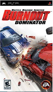 Burnout Dominator PSP