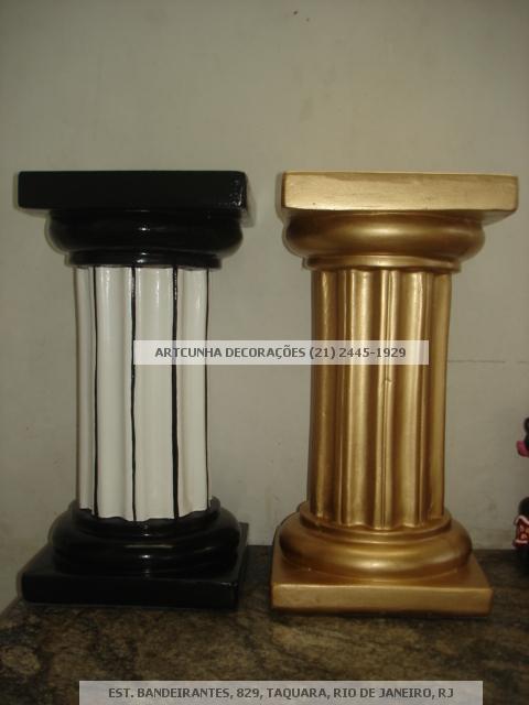 decoracao festa grega:21) 2445-1929 Pilastras / Colunas Gregas e Romanas. Aluguel e Venda.