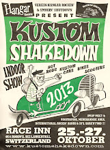 Kustom Shakedown 2013
