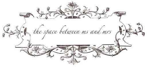the space between ms.and mrs.