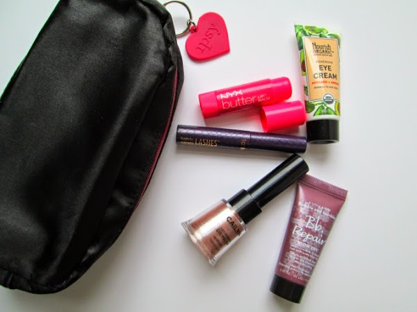 December Ipsy Glam Bag Reveal & Review