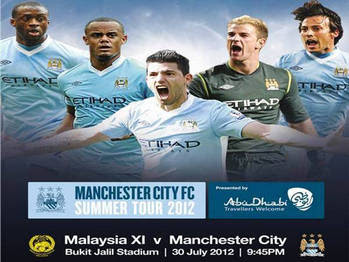 wow!! tiket bola malaysia vs man city cuma rm10