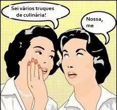 DICAS E TRUQUES DE COZINHA E CULINÁRIA.
