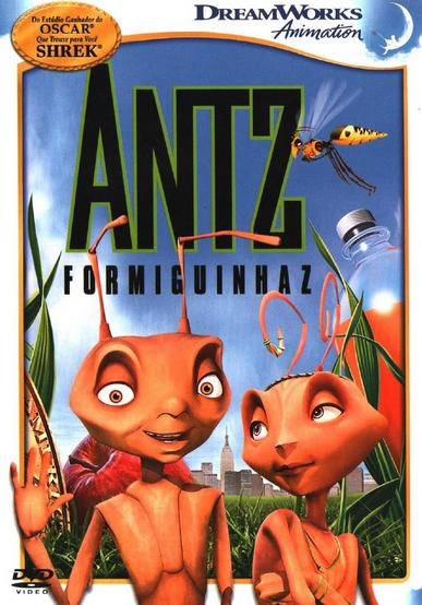 Filme FormiguinhaZ Dublado AVI DVDRip