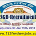 Saurashtra Gramin Bank Recruitment 2015 for 105 Officer & Office Assistant posts - Apply Online