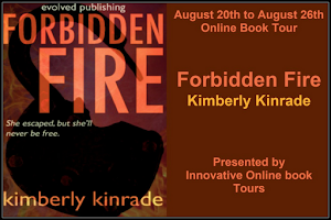 Forbidden Fire Blog Tour