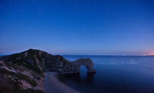Durdle Door Night