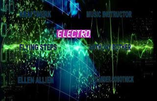 electro zenék a 90-es, 2000-es években