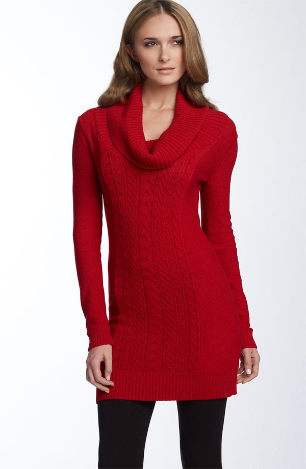 Life Into Words: what they wore :: sweater dresses