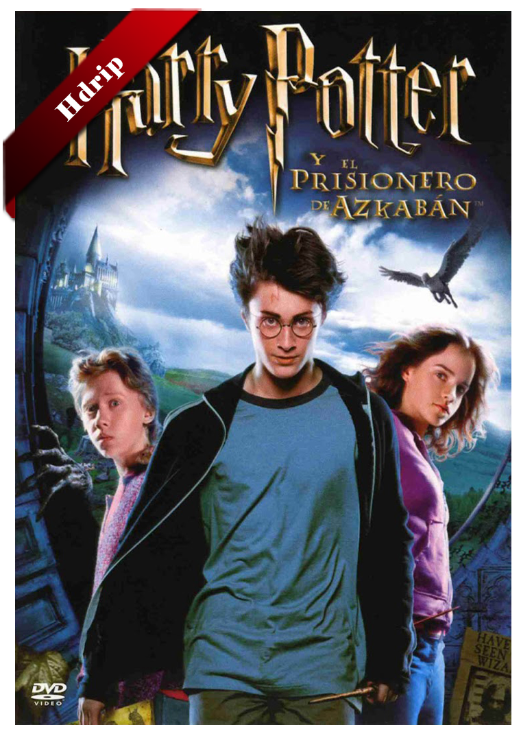 Harry Potter y el Prisionero de Azkaban Hdrip Castellano 2004