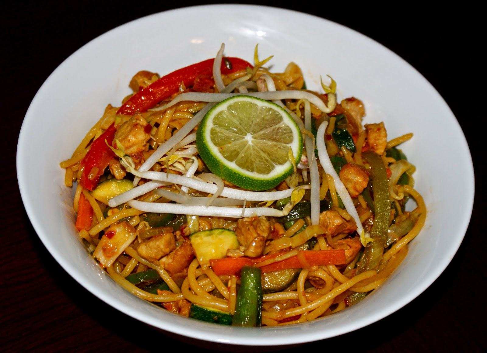 Nepali tummy chicken chow mein recipe i think it was because we get it every where and is often prepared at households whatever lets get to the point and start cooking forumfinder Image collections