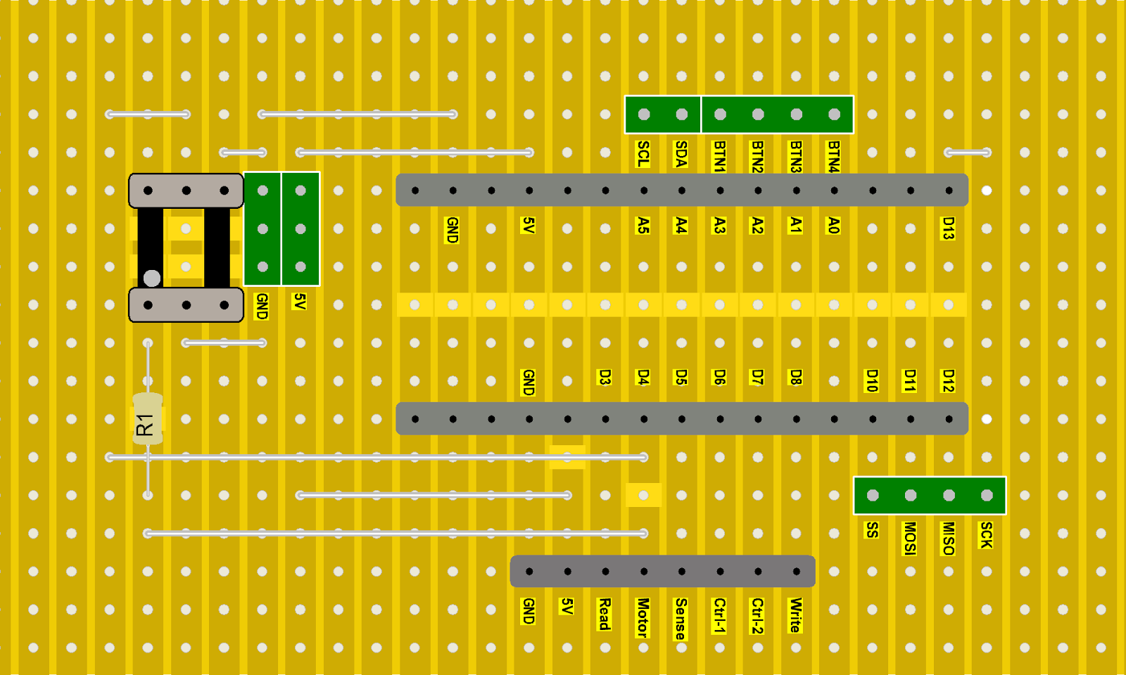 1337 Beef Building The Tapuino R2 Pin 4n25 Opto Schematic On Pinterest Top View Of Main Board