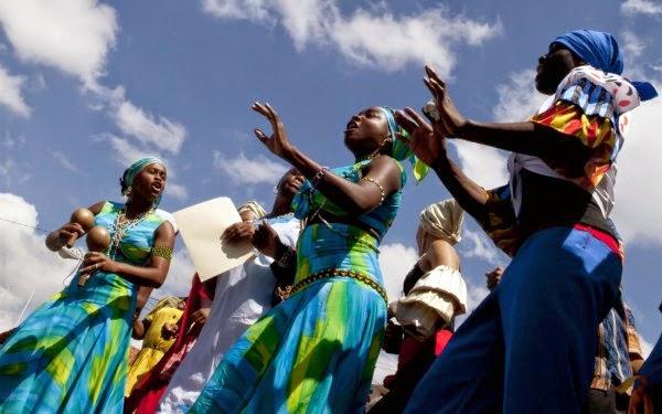 """Inicia """"Mes de la herencia africana en Honduras"""" con actividades culturales"""