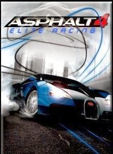 لعبة سباق السيارات الواقعية Asphalt 4