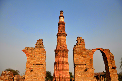 high definition wallpapers and pictures of Qutub Minar New Delhi