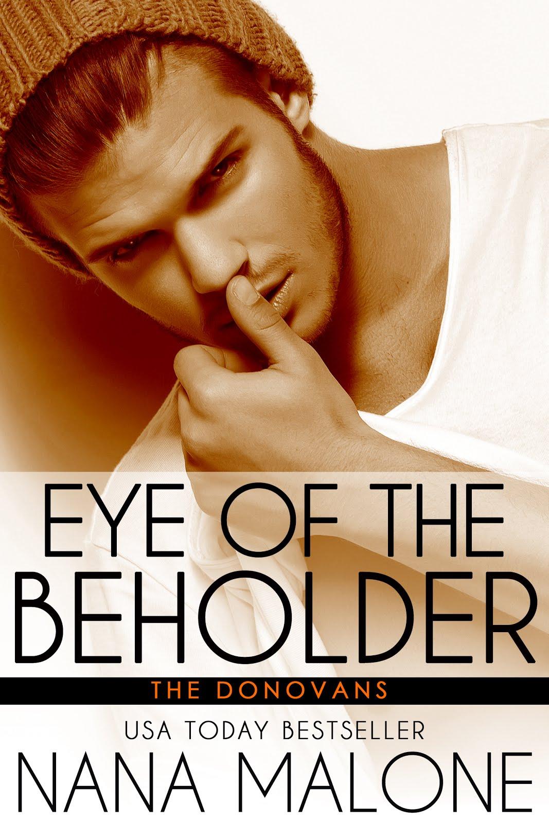 Eye of the Beholder by Nana Malone