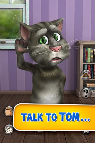 Descargar Talking Tom Cat 2 Premium v2.2 .apk