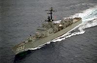 Garcia class frigate