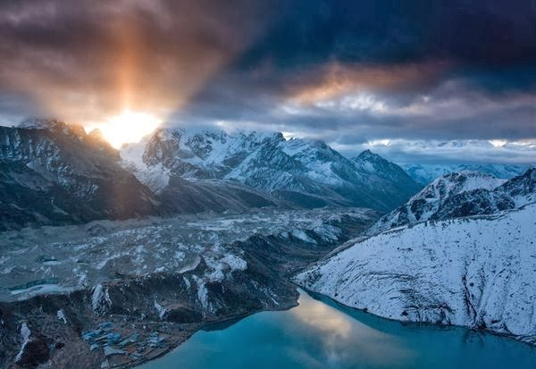 Gokyo Valley, Gokyo Lake, Gokyo Lake Trekking, Gokyo Valley Trekking, Gokyo valley and Everest Base Camp Trekking, Gokyo Valley and Kalapathar Trekking