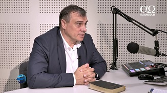 Alfa Omega TV: Lecții de viață după o experiență cu COVID-19 🔴 Invitat: Daniel Grigoriciuc