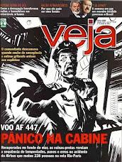 """Comentário do Editor do Blog na VEJA 2219 (pag. 38) - Sobre """"Obras Para a Copa de 2014"""""""
