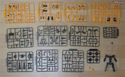 Dual Model Kit : Bumblebee