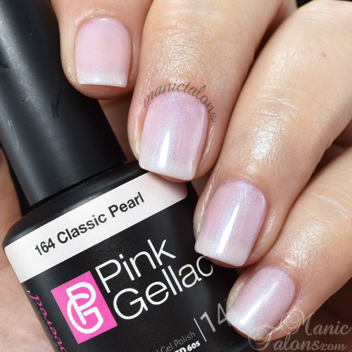 Pink Gellac Classic Pearl