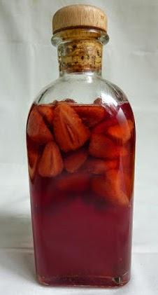Licor de Fresas