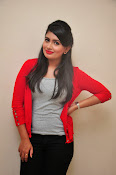 Angie James Telugu cinema Actress Photos-thumbnail-10