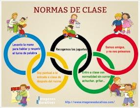 CARTEL DE NORMAS