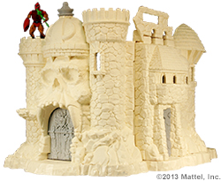 Mattle Matty Collector Master of the Universe MOTU Classics Castle Grayskull early sculpt