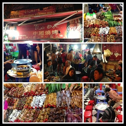 Street Food Tour Hanoi 9