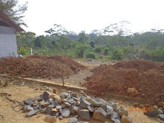 Pembangunan Ruang Kelas Baru
