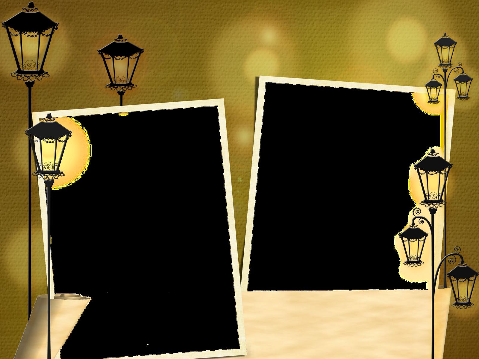Molduras Para Duas Fotos