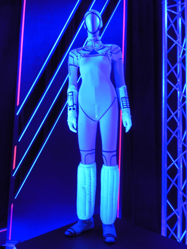 Yori 1982 Tron movie costume