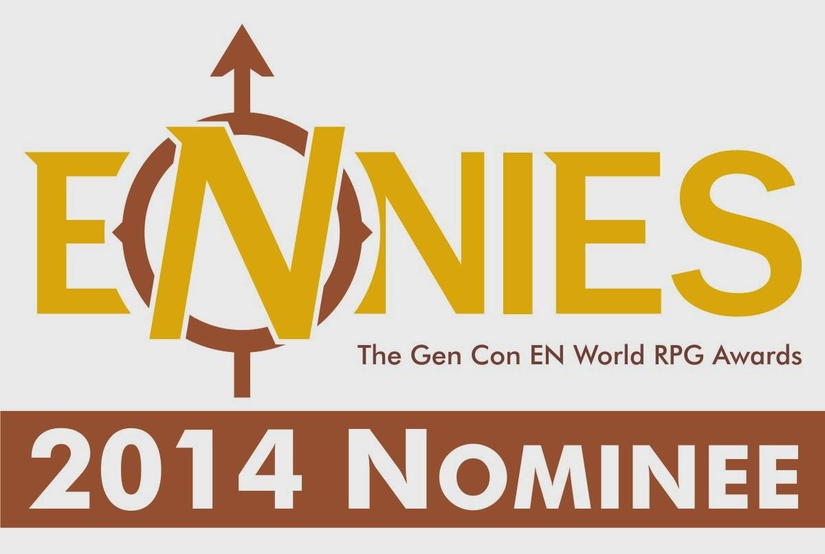2014 ENnie Nominee