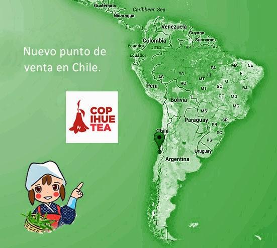 Nuevo punto de venta en Chile