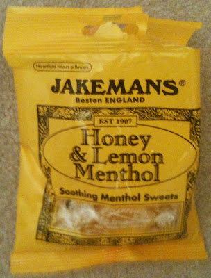 honey and lemon cold sweets