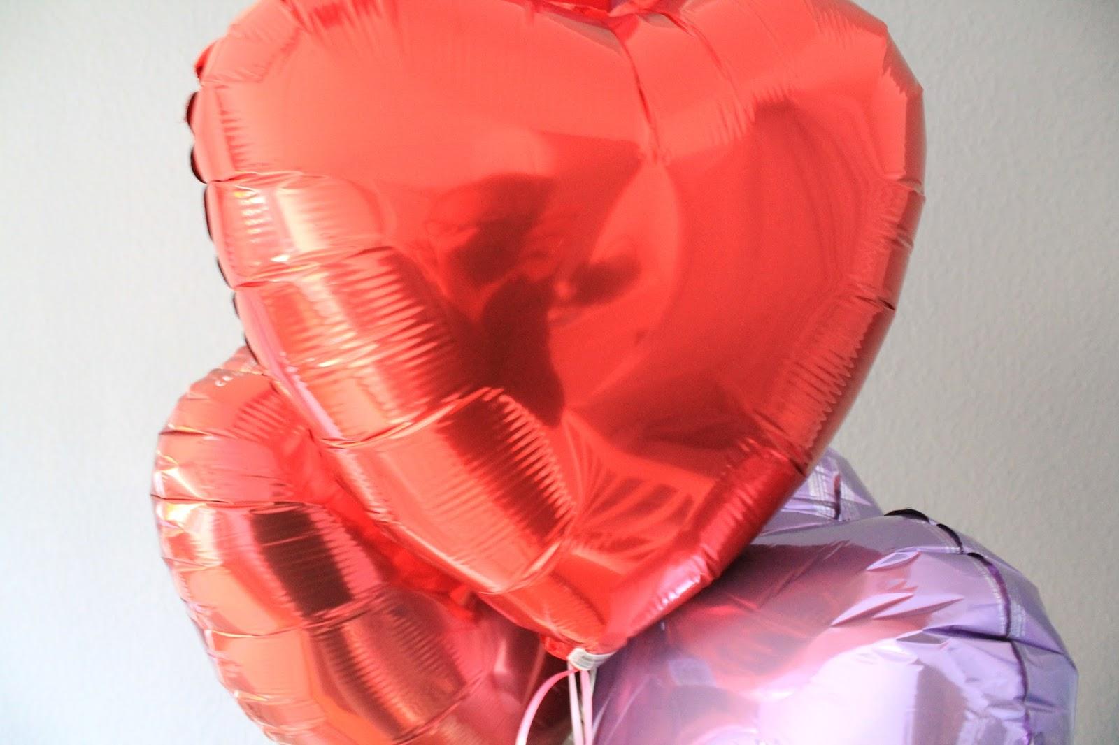 helium ballons