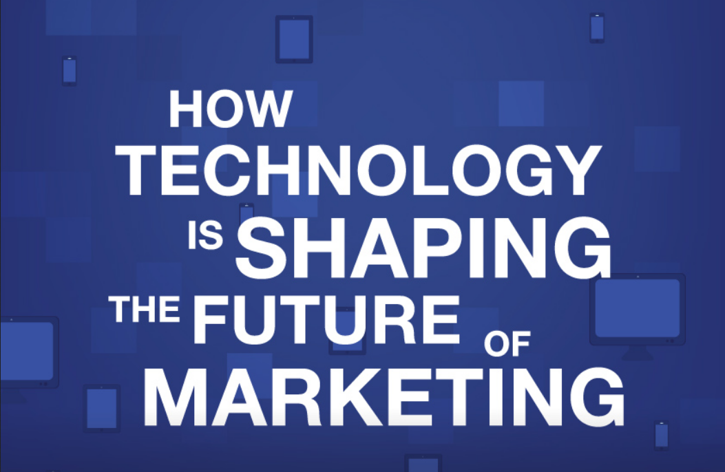 How Technology is Revolutionizing the Future of Digital Marketing - infographic
