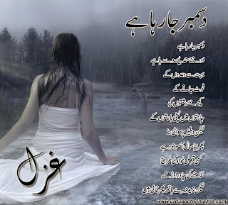 urdu december shayari