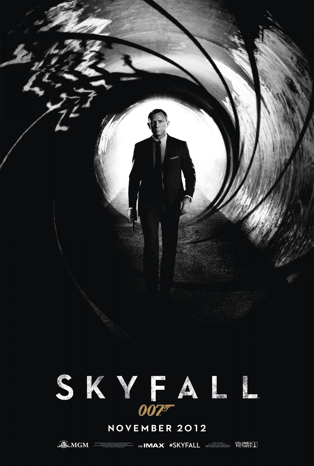 ... FINE ART DINER: Last Rat Standing: Skyfall & the Question Of Free Will