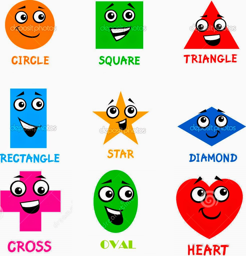 worksheet Learning Shapes tools applied to the learning of english language we are going learn shapes first look this image and listen audio